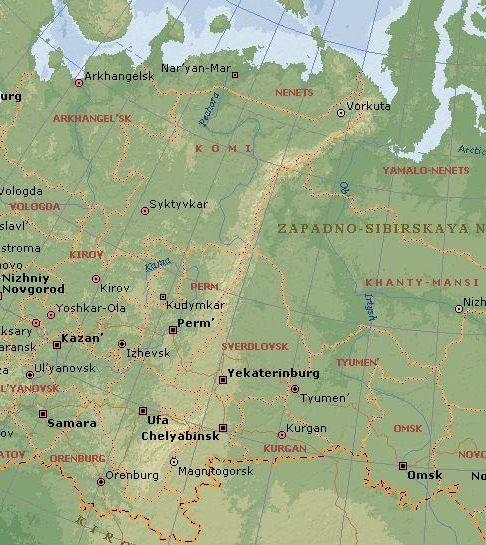 Urals Location Related Keywords - Urals Location Long Tail ...
